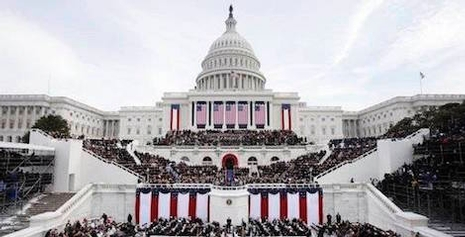 Inauguration in DC