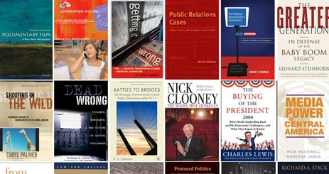 Faculty Book Covers