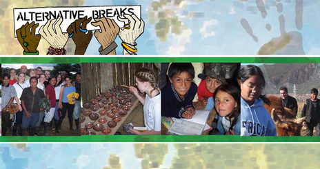 Community Service Center - Alternative Breaks - About