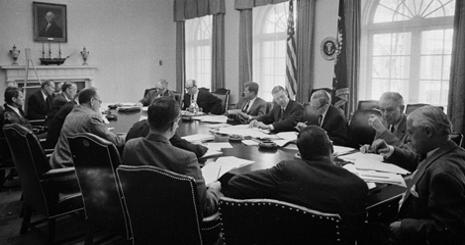 Meeting of the Executive Committee of the National Security Council.