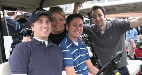 Kogod Golf Outing Participants