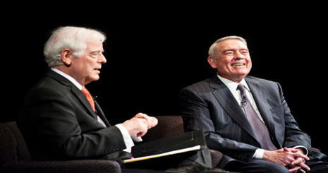 Dan Rather Reel Journalism Hero
