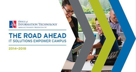 Cover Photo for The Road Ahead:  IT Solutions Empower Campus