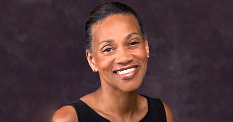 Image of the Vice Provost for undergraduate enrollment, Sharon Alston