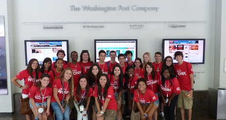 Washington Post Welcome Week