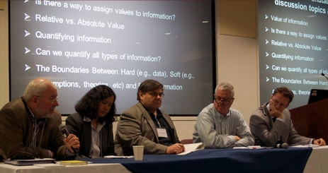 Info-metrics workshop at American University in Washington, DC