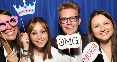 WSP Internship Photobooth