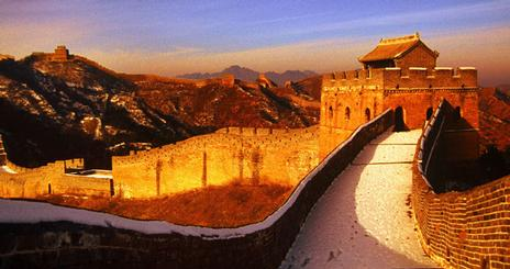 Great Wall of China - Asia International Management Practices
