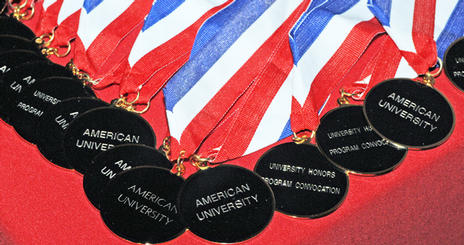 Honors medals