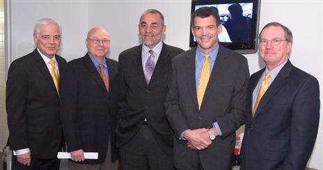 NBC and SOC partners <br /><br />Nick Clooney,Larry Kirkman, Michael Jack, Mark Whitaker and Joe Urschel