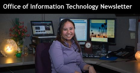 OIT Newsletter Header