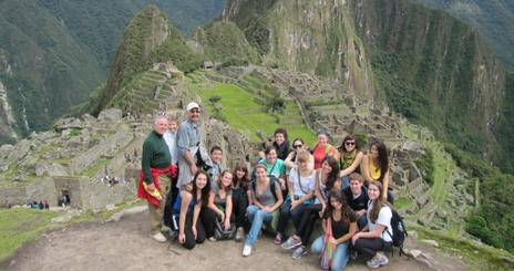 Peru Group Photo 2011 Study/Travel