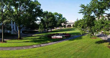 American University Quad - Join us for visit days this fall