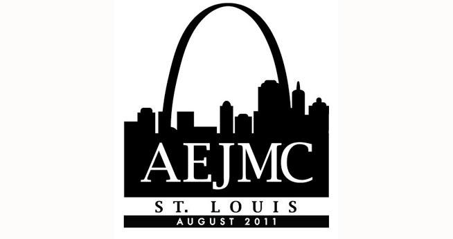 AEJMC 2011 logo