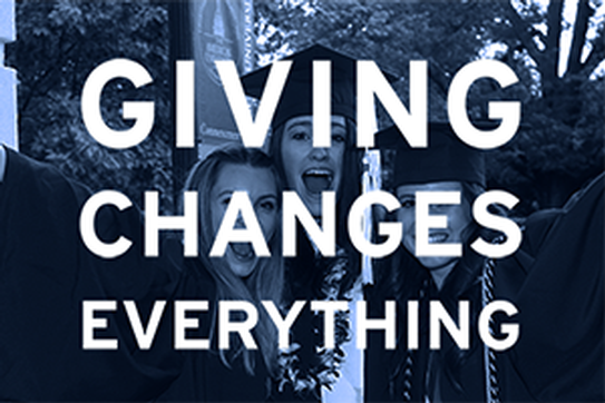 Giving Changes Everything