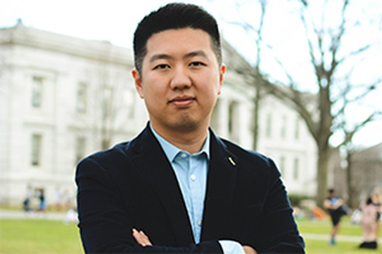 Kogod professor Mark Ma