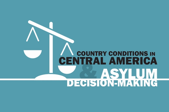 Country Conditions and Asylum Decision-Making