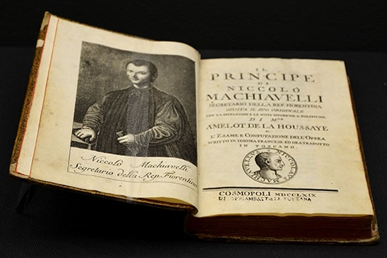 What Was Machiavelli's Opinion of Greek Greats?
