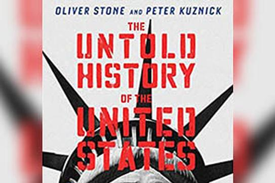 Book cover Untold History of the United States