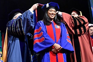 Davina Durgana earned her Ph.D. from AU's School of International Service in 2015.