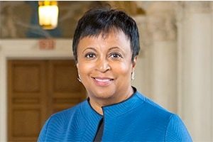 Librarian of Congress Carla Hayden