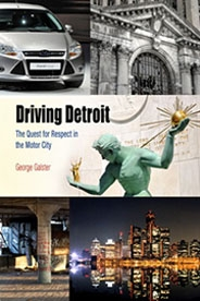 Cover of George Galster's Driving Detroit