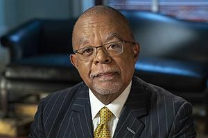 Head shot of Henry Louis Gates Jr.
