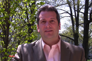 EyeTraffic Media founder George Assimakopoulos, MBA '95