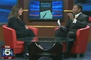 The sit-down interview with Jennifer Lawless on Fox News 5.