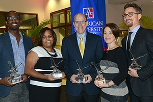 2014 Alumni Award Winners