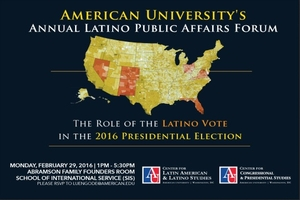 2016 Latino Vote