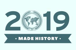 2019 Made History.
