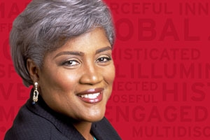 Donna Brazile to speak at AU.