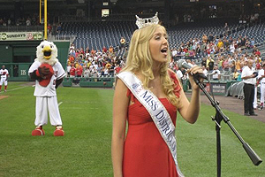 Miss D.C. 2009, Jennifer Corey '09
