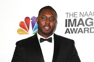 R. Kayeen Thomas was nominated for an NAACP Image Award for debut author, but now he's honing his craft as a filmmaker.