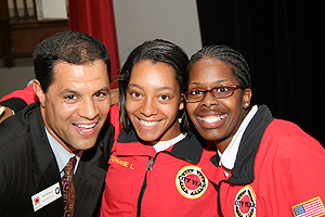 Jeff Franco, executive director of City Year Washington.