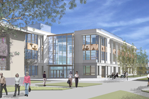 Rendering of new SIS from quad.