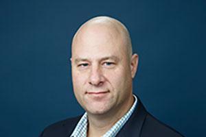 Photo of new CIO, Steve Munson