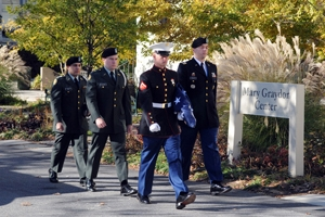 American University has been recognized for being a military friendly school.