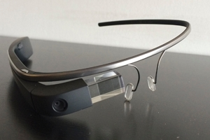 American University staffer and graduate student brings Google Glass to campus.
