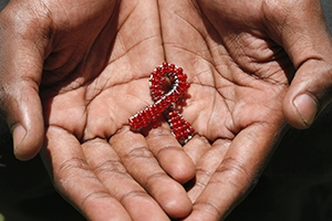 American University researchers contribute to HIV/AIDS prevention and care.
