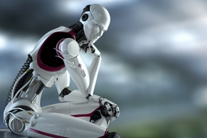 American University literature professor Despina Kakoudaki's new book analyzes artificial people in film and fiction.