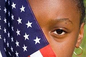 Through AU coursework and programs, students examine issues of racism and privilege.