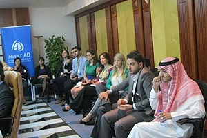 Kogod School of Business course immerses students in international management practices.