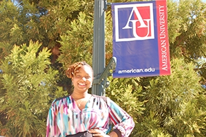Ta Lynn Mitchell will take part in Teach for America in New Orleans.
