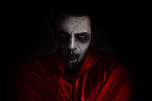 The AU theatre production will depict a darker, less romanticized Dracula.
