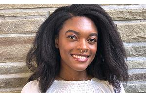 Portrait of Cheldina Jean