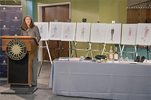 Kathleen Franz is a curator for a new Smithsonian exhibition. Photo courtesy of the National Museum of American History.