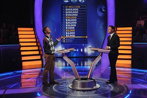 Recent AU grad Patrick Reed on Who Wants To Be A Millionaire.