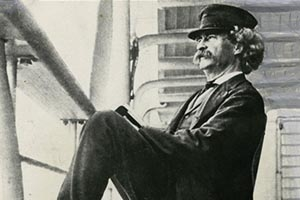 Melissa Scholes Young's new book delves into how Hannibal, Missouri commemorates its hometown hero, Mark Twain.